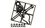 Corner Hardware