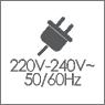 220v-240v
