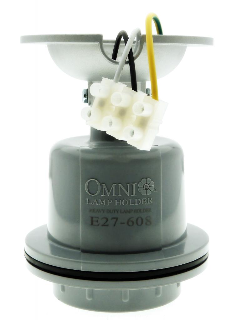Omni Heavy Duty Lamp Holders