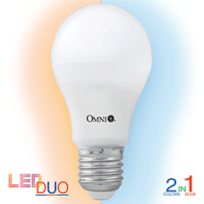 LED DUO - 2 Color Bulb