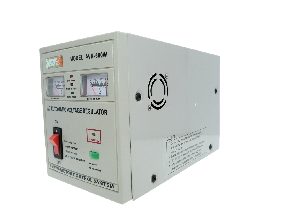 Omni Automatic Voltage Regulator Circuit Breakers Meiji Electric Philippines Electrical Supplier